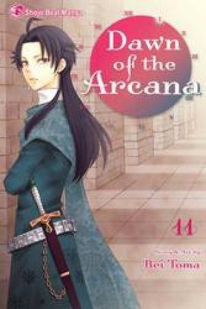 Dawn Of The Arcana 11 by Rei Toma