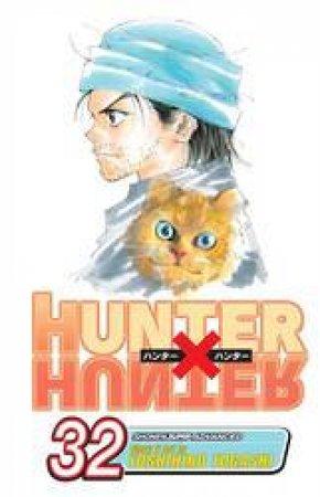 Hunter x Hunter 32 by Yoshihiro Togashi