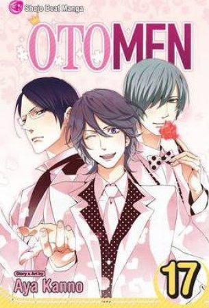 Otomen 17 by Aya Kanno