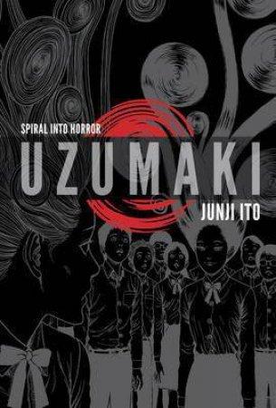 Uzumaki (3-in-1 Deluze Edition) by Junji Ito