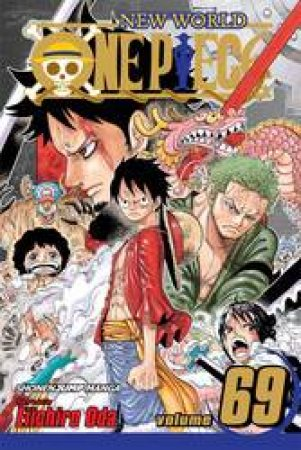 One Piece 69 by Eiichiro Oda