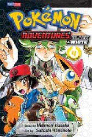Pokemon Adventures: Black & White 04 by Hidenori Kusaka & Satoshi Yamamoto