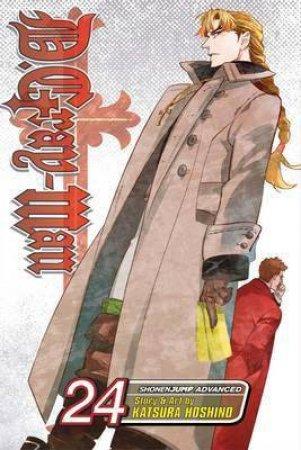 D.Gray-Man 24 by Katsura Hoshino