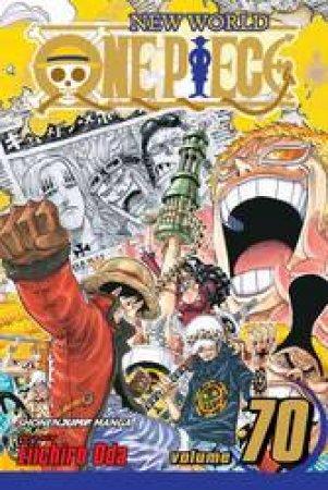 One Piece 70 by Eiichiro Oda
