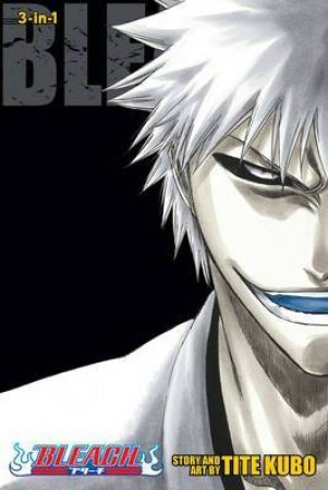 Bleach (3-in-1 Edition) 09 by Tite Kubo