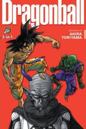 Dragon Ball (3-in-1 Edition) 06 by Akira Toriyama