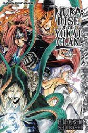 Nura: Rise Of The Yokai Clan 24 by Hiroshi Shiibashi
