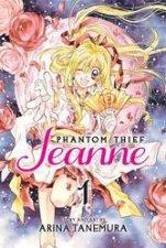 Phantom Thief Jeanne 01