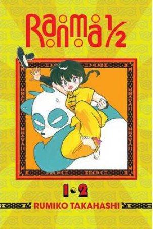 Ranma 1/2 (2-in-1 Edition) 01 by Rumiko Takahashi