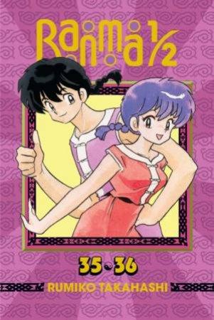 Ranma 1/2 (2-in-1 Edition) 18 by Rumiko Takahashi
