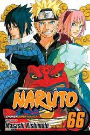 Naruto 66 by Masashi Kishimoto