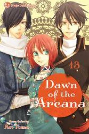 Dawn Of The Arcana 13 by Rei Toma