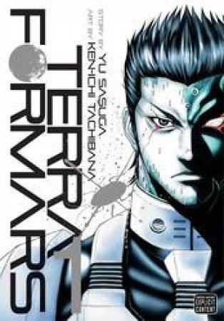 Terra Formars 01 by Yu Sasuga & Ken-ichi Tachibana