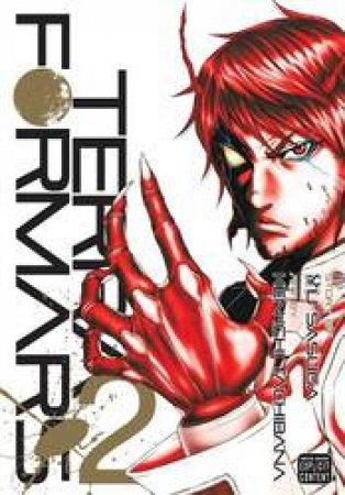 Terra Formars 02 by Yu Sasuga & Kenichi Tachibana