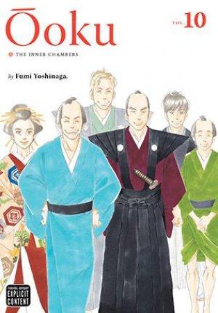Ooku: The Inner Chambers 10 by Fumi Yoshinaga