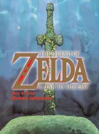 The Legend Of Zelda: A Link To The Past by Shotaro Ishinomori