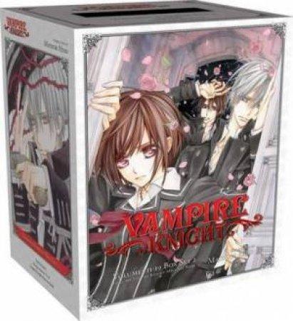 Vampire Knight Box Set 2 11-19 by Matsuri Hino