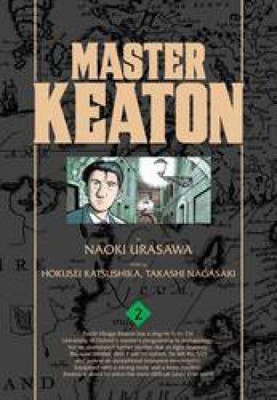 Master Keaton 02 by Naoki Urasawa, Takashi Nagasaki & Hokusei Katsushika