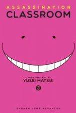 Assassination Classroom 03 by Yusei Matsui