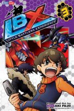 LBX: Little Battlers Experience 03 by Hideaki Fujii