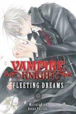 Vampire Knight Fleeting Dreams