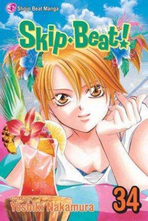 Skip Beat! 34 by Yoshiki Nakamura