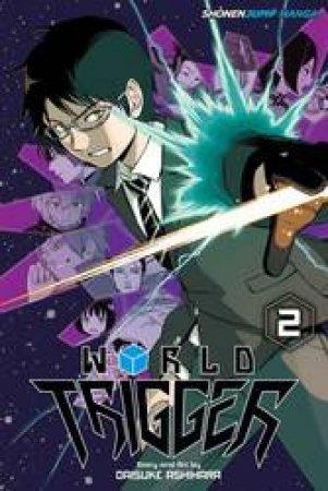 World Trigger 02 by Daisuke Ashihara