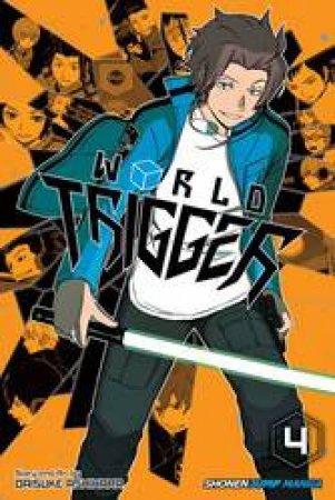 World Trigger 04 by Daisuke Ashihara