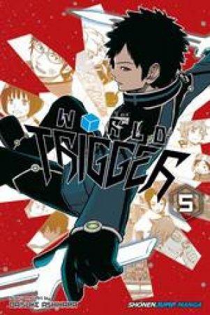 World Trigger 05 by Daisuke Ashihara