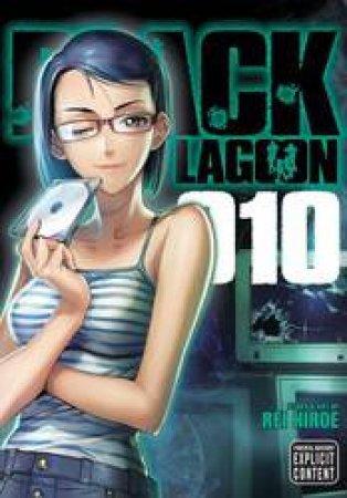 Black Lagoon 10 by Rei Hiroe