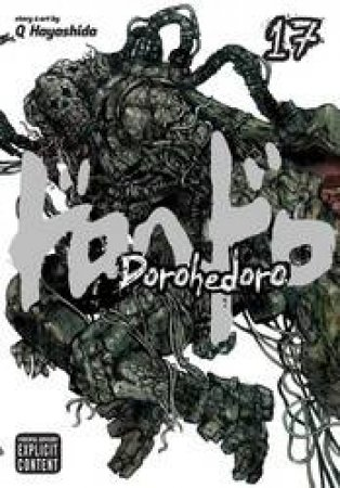 Dorohedoro 17 by Q. Hayashida