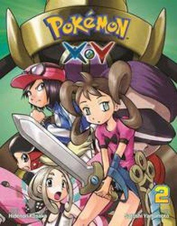 Pokemon XY 02 by Hidenori Kusaka & Satoshi Yamamoto