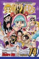 One Piece 74