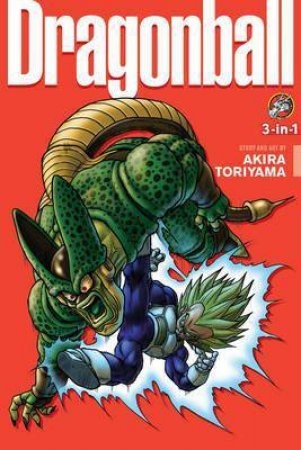Dragon Ball (3-in-1 Edition) 11 by Akira Toriyama
