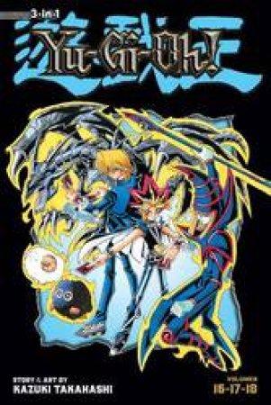 Yu-Gi-Oh! (3-in-1 Edition) 06 by Kazuki Takahashi