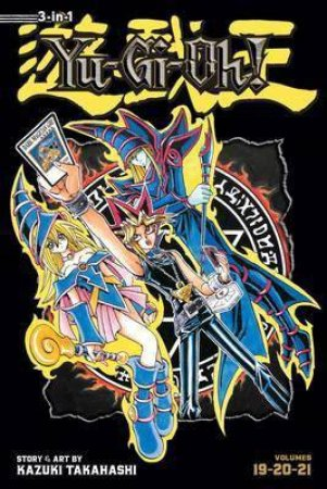 Yu-Gi-Oh! (3-in-1 Edition) 07 by Kazuki Takahashi