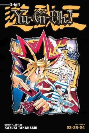 Yu-Gi-Oh! (3-in-1 Edition) 08 by Kazuki Takahashi