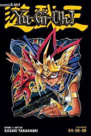 Yu-Gi-Oh! (3-in-1 Edition) 12 by Kazuki Takahashi
