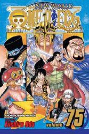 One Piece 75 by Eiichiro Oda