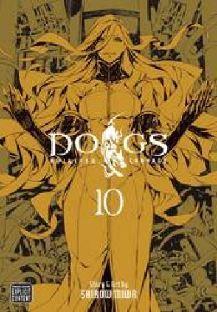 Dogs 10 by Shirow Miwa