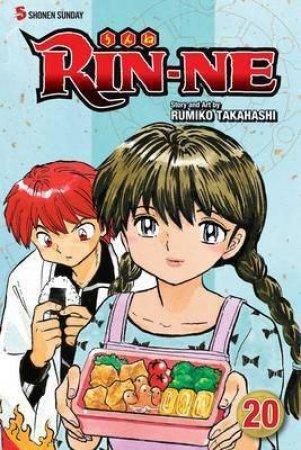 RIN-NE 20 by Rumiko Takahashi