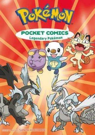 Pokemon Pocket Comics: Legendary Pokemon 02 by Santa Harukaze