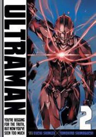 Ultraman 02 by Eiichi Shimizu & Tomohiro Shimoguchi