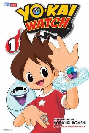 Yo-Kai Watch 01 by Noriyuki Konishi