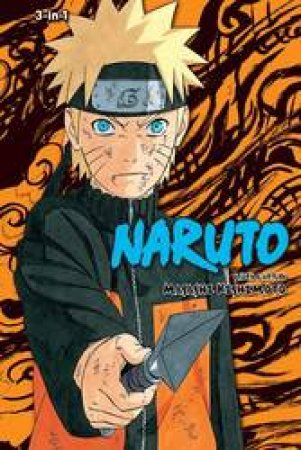 Naruto (3-in-1 Edition) 14
