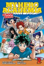 My Hero Academia School Briefs Vol 2