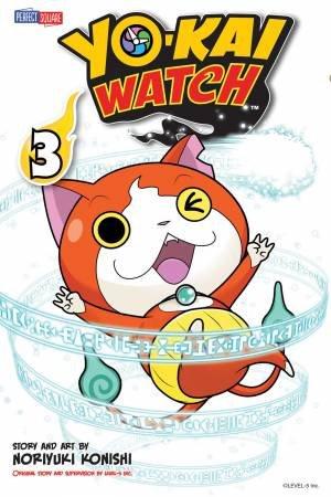 Yo-Kai Watch 03 by Noriyuki Konishi