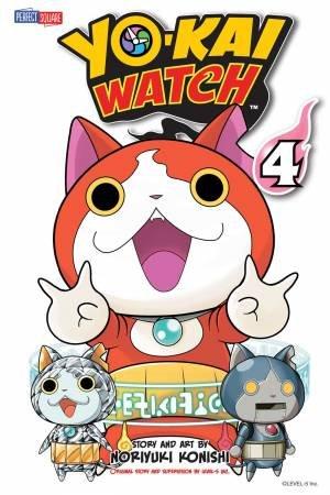 Yo-Kai Watch 04 by Noriyuki Konishi