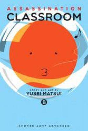 Assassination Classroom 08 by Yusei Matsui