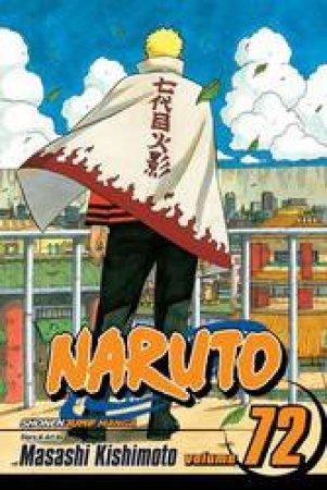 Naruto 72 by Masashi Kishimoto